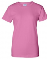 Azalea Ladies' Ultra Cotton T-Shirt