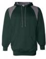 Forest Oxford Badger - Hooded Sweatshirt