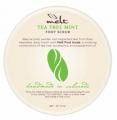 Foot Scrub, Tea Tree Mint