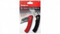 2 Pc. Folding Utiltiy Knife Set