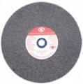 12 x 2 x 1-1/2'' - Aluminum Oxide 60-M Type 1 - Bench & Pedestal Wheel (No Recess)