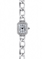 Simone Silver Tone Watch