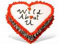 DQ® Heart Cake