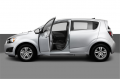 2013 Chevrolet Sonic Hatch Car