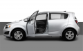 2013 Chevrolet Sonic Hatch 1SA Car
