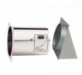 Make-up Air and Combustion Air Diffuser