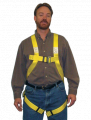 Economy Lightweight Full Body Harness