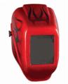 Jackson Halo X Welding Helmet I2 Red Flames