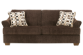 Crosby - Chocolate Sofa