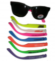 Adult Rubber Frame Sunglasses