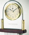 Elegant High Gloss Desk Clock