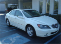 2005 Acura RL Automatic Sedan Car