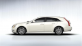 2013 Cadillac CTS Wagon Car