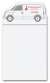 BIC Van Notepad