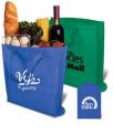 World Foldable Non-Woven Tote Bag
