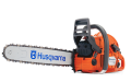 67.9cc Husky Chain Saw