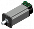 SLG Series Electric Rotary Actuators