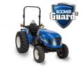 New Boomer™ Compact Tractors
