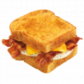 Big N' Toasted Breakfast Sandwiches