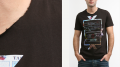 Lotteria 20's Single Fine Supima Cotton T-Shirt