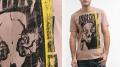 InvasionWashed Cotton Jersey T-Shirt