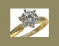 DRSR04365-4.5 Diamond Engagement Ring