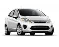 2013 Ford Fiesta 4-DR Sedan SE Car