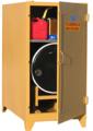 PDC-100 Single door cabinet for horizontal storage