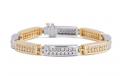 Paragon Pave - 122-BR07 Bracelet