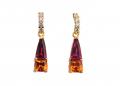 Color Combo 129-E07 Earrings