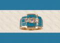 Three Diamond Men's Ring