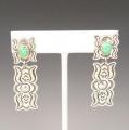 Carico Lake Turquoise Earrings