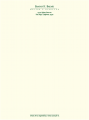Spot Color Letterhead