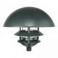 3 Tier Lawn Lights With Dome Top