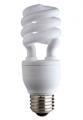 Spiral Compact Fluorescent Lighting