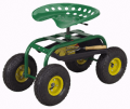 Garden Scoot Sitting Carts