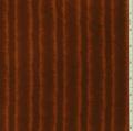 Burgundy/Orange Stripe Corduroy
