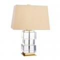 Brookfield L245-AGB Aged Brass Table Lamp