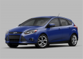 2013 Ford Focus SE 5-Door Car