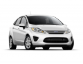 2013 Ford Fiesta 4-DR Sedan Car