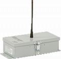 Wireless DA-610TO Transmitter with Internal Sensor: for use with models DA-600 and DA-605