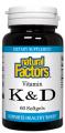 Vitamin K & D