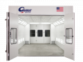 The Frontier™ Series Spray Booths