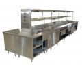 Chef / Waitress Counters