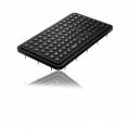 Panel Mount Keyboard with Epoxy Keycaps, SLP-91