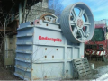 HEavy Duty Hard Rock Jaw Crusher, Rebuilt and Ready to Work