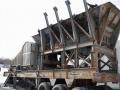 Complete w/ 16' VGF, Bolt-on Hopper Extensions, Under-Crusher Conveyor