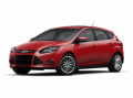 Ford Focus Titanium 5-Door Car