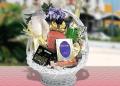 Medium Wedding Gourmet Basket