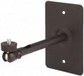 Model: 898-06  Pass Thru J-Box Micro Mount (Black)
